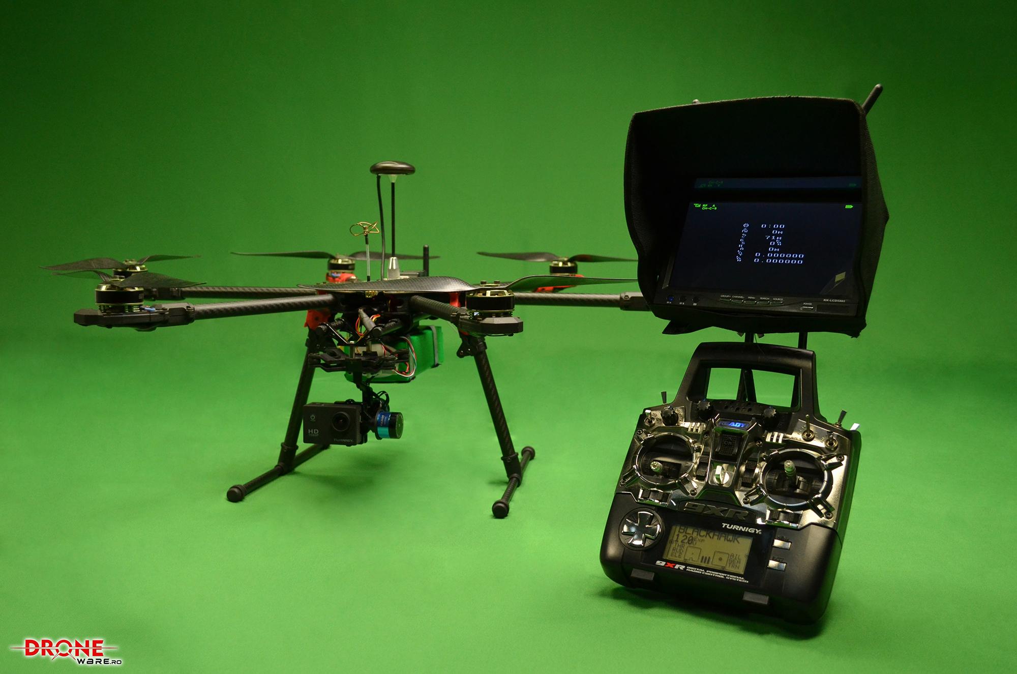 DRONEware BlackHawk