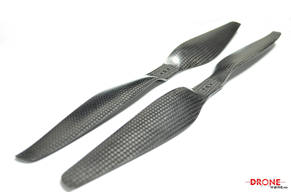 Carbon Fiber Propeller Set 13x5.5 (CW/CCW)